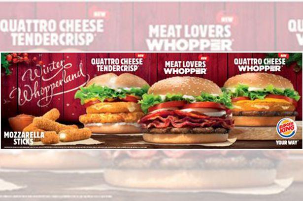 Burger King Christmas Hours [ BK